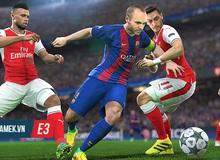 PES 2018 cuối cùng cũng tung video gameplay đầu tiên, đồ họa ngày càng đẹp, sút bóng ngày càng ảo hơn