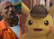 The Rock đang dự tham gia dự án phim mới về... Pikachu