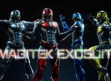 Final Fantasy XV bị ném đá vì làm trang phục giống hệt như... siêu nhân Power Rangers