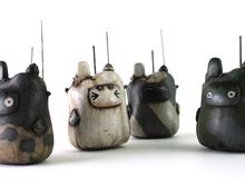 Cùng ngắm Totoro phiên bản người máy chết chóc