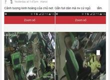 Chủ quán net Việt chia sẻ hình ảnh 'kinh hoàng' tại phòng máy của mình