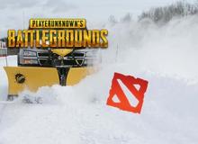 Quá khủng khiếp, Battlegrounds đã chính thức vượt qua cả DOTA 2 rồi!