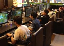 50% quán net tại Việt Nam chỉ có dưới 50 máy