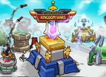 Tower Defense: Kingdom Wars - Game thủ thành phong cách cartoon ngộ nghĩnh của người Việt