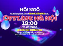 Webgame Bang Bang tưng bừng sự kiện offline tại Hà Nội