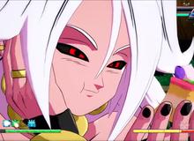 """Dragon Ball FighterZ: Android 21 phô diễn sức mạnh kinh hoàng, cứ đói là """"ăn cả thế giới"""""""