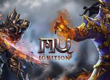Webgame MU chính chủ MU Ignition đã chính thức mở cửa miễn phí