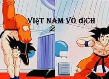 """Fan """"chế"""" lại những câu nói nổi tiếng trong làng manga/anime để cổ vũ tinh thần đội tuyển U23 Việt Nam"""
