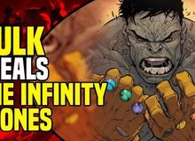 Hulk và những nhân vật đã từng nắm giữ Găng tay Vô cực mà chắc chắn bạn không ngờ tới