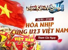 Cùng game thủ Thái Cực Xuất Thế chờ đợi giây phút U23 Việt Nam vô địch Châu Á