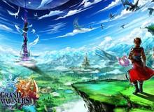 Grand Summoners - Game nhập vai cực hay của Nhật Bản cho fan Final Fantasy