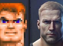 Bí mật động trời làng game: BJ Blazkowicz trong Wolfenstein chính là... cố nội của gã chiến binh trong Doom