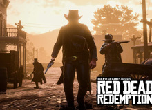 Red Dead Redemption 2 sẽ thiêu đốt ổ cứng của bạn với yêu cầu tối thiểu 105 GB
