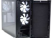 Vỏ case Fractal Define S2 - Hoàn hảo cho game thủ mê chơi tản nhiệt nước
