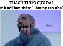 """Cười xỉu khi game thủ Việt tham gia thử thách cực đại: """"tỏ tình với bạn thân"""""""