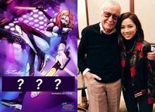 Stan Lee hé lộ một nữ siêu anh hùng mới, lấy cảm hứng từ ca sĩ Trung Quốc