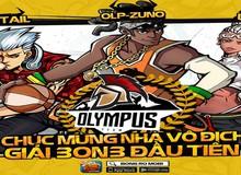 Bóng Rổ Mobi: Chung kết kịch tính, Team Olympus lên ngôi vô địch giải đấu 3on3 Tournament