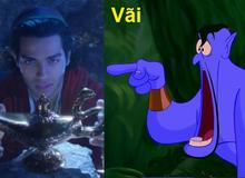 """Tung trailer, """"Aladdin"""" bản người đóng gây thất vọng với nhan sắc nam chính"""