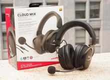 HyperX ra mắt Cloud MIX: Tai nghe bá đạo chơi game và nghe nhạc đều ngon
