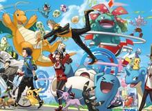 Pokemon GO có tổng doanh thu ước tính khổng lồ, đạt 2,01 tỷ USD trên toàn thế giới