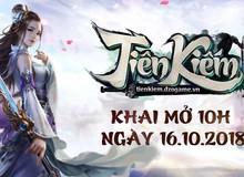 Tiên Kiếm Online - Game PC hiếm hoi sắp ra mắt tại Việt Nam ngày mai 16/10