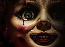 """5 búp bê ma quỷ đáng sợ nhất thế giới - Annabelle cũng phải gọi bằng """"cụ"""""""