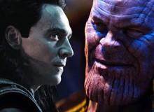 """Tom Hiddleston """"hé lộ"""" cho khán giả rằng Loki vẫn còn sống sót sau Avengers: Infinity War"""