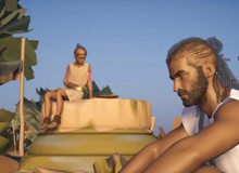 """Chết cười với Assassin's Creed Odyssey khi hoạt động ở chế độ đồ họa """"cùi bắp"""" nhất"""