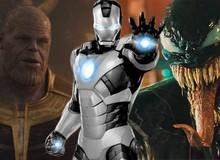 """Avengers 4: Để đánh bại Thanos, Iron Man sẽ """"kết hợp"""" với Venom cho ra mắt bộ giáp mới?"""