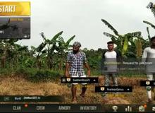 Đến quỳ với 'team bụi chuối' Ấn Độ, cosplay PUBG Mobile chất lừ đến từng nhánh cỏ