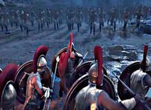 """[Assassin's Creed Odyssey] Cận cảnh gameplay trận chiến điên rồ Thermopylae, khi """"300 = 1 triệu"""""""