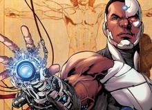 """Comics Trivia: Tuy """"phế vật"""" trong Justice League, nhưng thân phận mới được tiết lộ của Cyborg sẽ khiến nhiều người bất ngờ"""