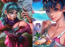 Cùng ngắm những bức fan art tuyệt đẹp về Bulma, cô nàng xinh đẹp và quyến rũ nhất của Dragon Ball