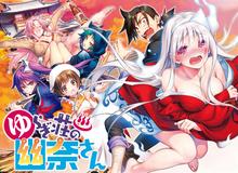 7 Anime mà ai xem cũng phải ghen tị với Nam Chính vì được bao quanh bởi toàn Gái Xinh