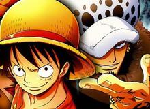 One Piece: 11 chiêu thức cực kỳ bá đạo của Law, người sở hữu Trái ác quỷ tối thượng Ope ope