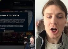 """Học đòi trào lưu Viktor Đường trên của người Hàn, streamer nổi tiếng bị Riot Games khóa nick vì """"feed vượt thời gian"""""""
