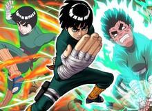 Naruto: 7 chiêu thức thể thuật bá đạo của thầy trò Guy và Rock Lee khi sử dụng Bát Môn Độn Giáp