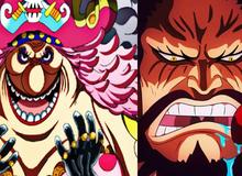 """One Piece: Bigmom và Kaido liệu có """"nối lại tình xưa"""" để chống lại liên minh Mũ Rơm?"""