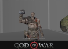 Bí ẩn lần đầu tiên tiết lộ: Những lỗi hài hước trong quá trình phát triển God of War 2018