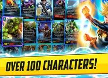 Siêu phẩm game thẻ bài MARVEL Battle Lines đã ra mắt phiên bản quốc tế