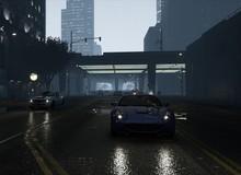 Choáng ngợp với mod đồ họa mới của GTA V: Không phân biệt được game và đời thực