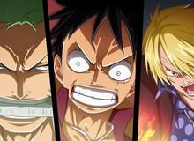 Chiêm ngưỡng hình ảnh Luffy cùng các nhân vật One Piece siêu ngầu dưới nét vẽ độc đáo của fan