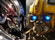 """Có thể bạn chưa biết, Trùm phản diện Megatron đã từng """"hoàn lương"""" sát cánh chiến đấu cùng Bumblebee đấy"""