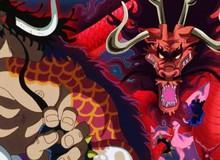 One Piece: Sức mạnh của Kaido và băng Bách Thú được dựa trên khả năng của loài rồng phương Đông?