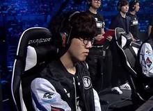 """Bán kết CKTG 2018: """"TheShy Gaming"""" hủy diệt G2 Esports, ông chủ Vương Tư Thông nở nụ cười mãn nguyện"""