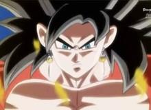 Super Dragon Ball Heroes tập 5: Chiến binh mạnh nhất xuất hiện - Super Saiyan 4 Vegetto