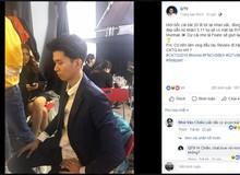 """QTV tút lại vẻ đẹp trai chuẩn bị sang Hàn Quốc """"du đấu"""" All Star?"""