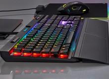 Corsair giới thiệu bàn phím cơ K70 RGB MK.2 LOW PROFILE với bộ nút 'siêu mỏng cánh'