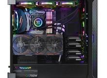 Case máy tính Thermaltake A500 Aluminum TG Edition: Quá đẹp mắt và tiện lợi, siêu thích hợp cho game thủ toàn chơi hàng khủng