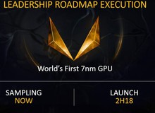 Hé lộ sức mạnh của GPU Vega 20 từ AMD: Mạnh thì có mạnh nhưng còn lâu mới đuổi kịp RTX 2080